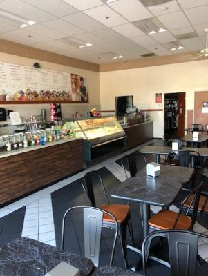 Sonoma County Area Cold Stone Creamery Ice Cream Franchise - Absentee For Sale