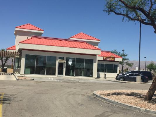 Coachella, Riverisde County Fast Food Restaurant With Drive Thru Business For Sale