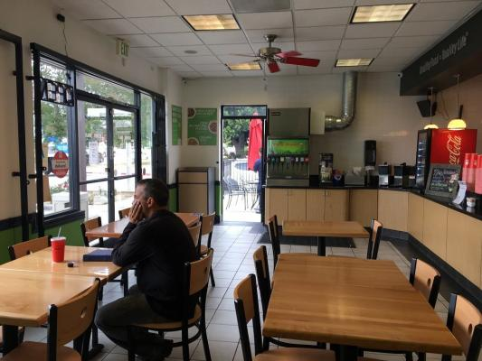 West Covina, LA County Flame Broiler Restaurant Franchise Companies For Sale