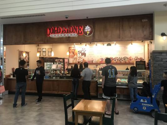 Monterey County Area Ice Cream Franchise- Cold Stone Creamery Business For Sale