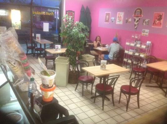 San Mateo, SF Bay Area Ice Cream Shop - Good Cash Flow Business For Sale