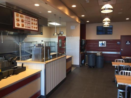Hamburger Restaurant - Turn Key With New Equipment Business For Sale