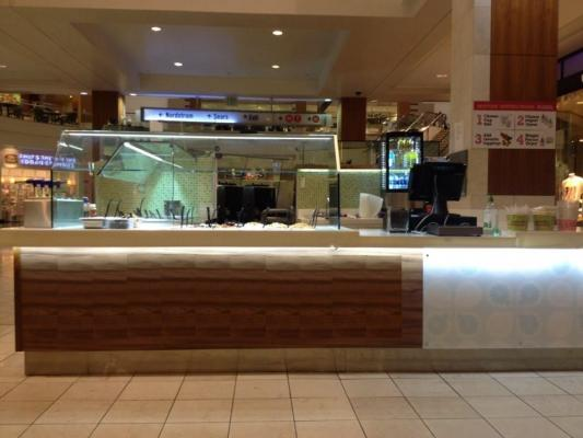 Los Angeles County Area Frozen Yogurt Self Serve Shop- Inside Upscale Mall Business For Sale