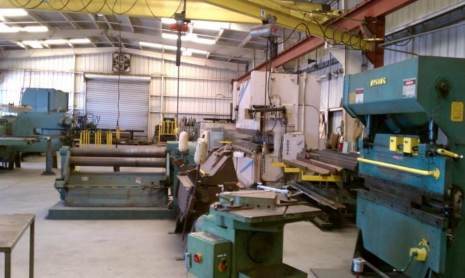 Selling A San Jose, Santa Clara County Welding Company - Price Reduced
