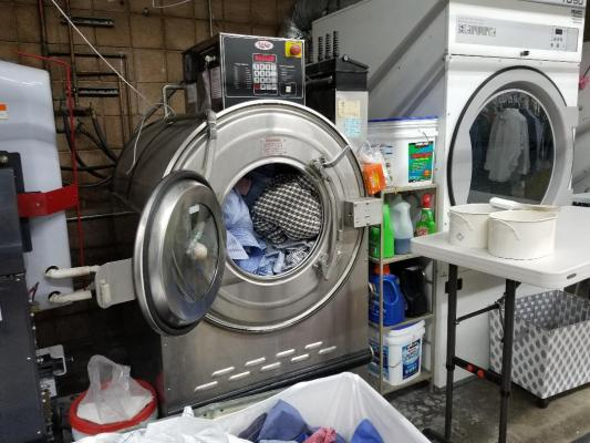 Dry Cleaner Plant - Well Established Business For Sale