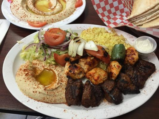 Hollywood, Los Angeles Area Mediterranean Fast Food Restaurant For Sale
