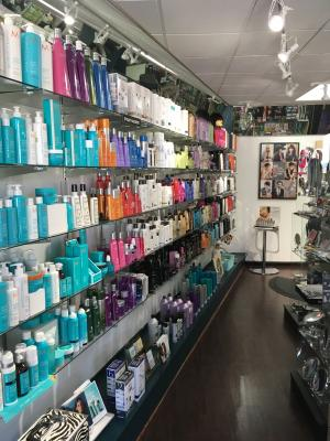 Northern California Beauty Supply And Salon - Semi-Absentee Run For Sale