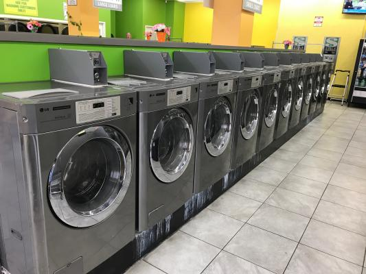 Los Angeles Coin Laundromat Companies For Sale