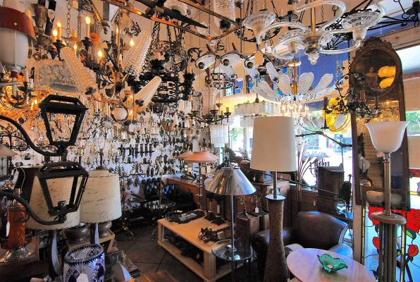 Los Angeles Antique Store Companies For Sale
