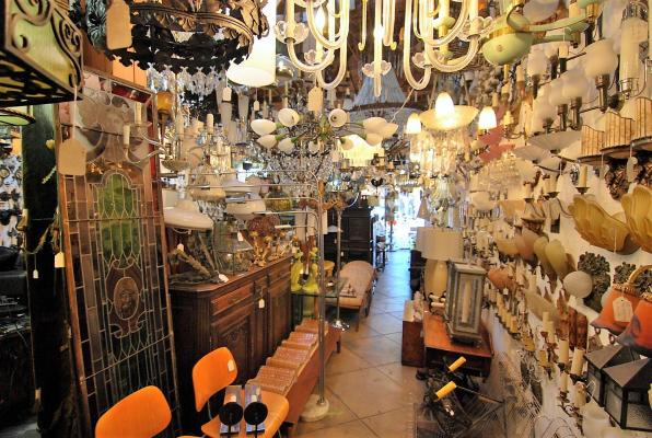 Buy, Sell A Antique Store Business