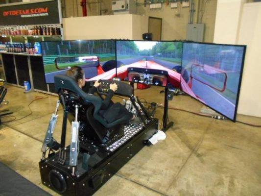 Los Angeles County Mobile Racing Simulator Entertainment Service Companies For Sale