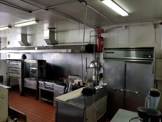 Downey, Los Angeles County Pizza Restaurant - Low Rent, Busy, High Visibility For Sale