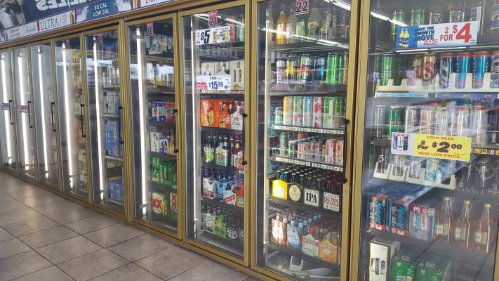Convenience Store With Beer And Wine - Real Estate Business For Sale