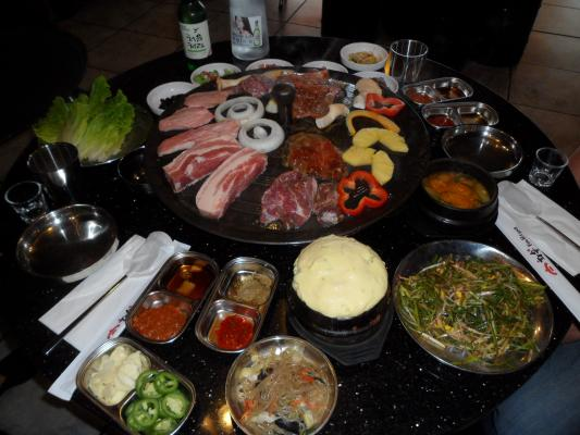 Korean BBQ And Seafood Restaurant - Great Location Business For Sale
