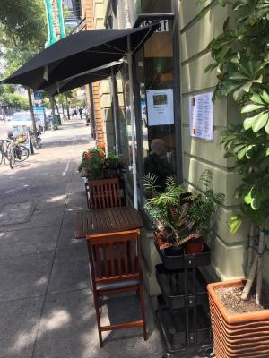 Berkeley Downtown Cafe - On Busy Street, Asset Sale, Can Convert For Sale
