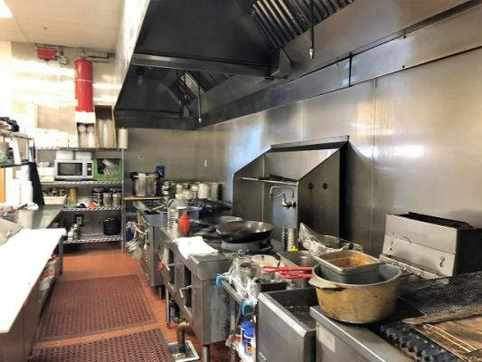 North San Jose Full Kitchen Restaurant - Asset Sale For Sale