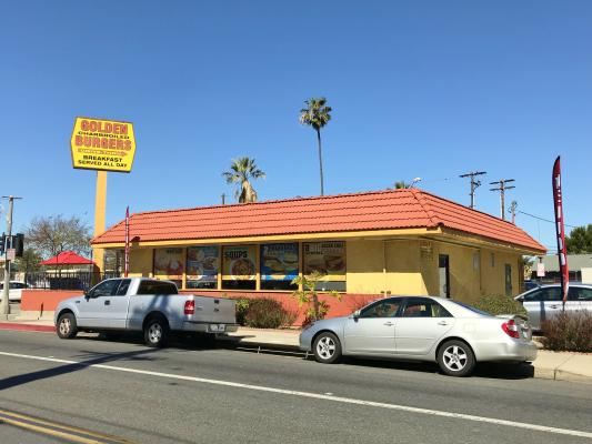 Burger Restaurant Drive Thru Business For Sale