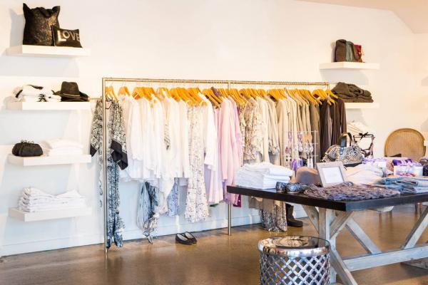 Montecito, Santa Barbara Area Fashion Boutique For Sale