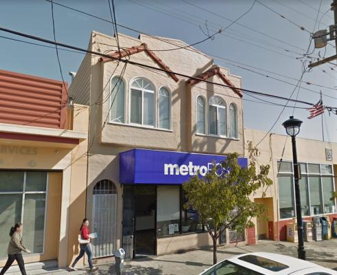 San Francisco Cellular Wireless Metro by T Mobile Store For Sale