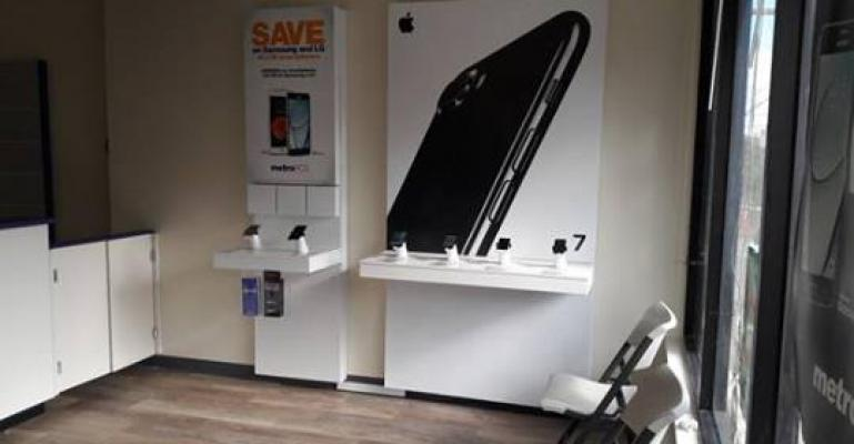 Cellular Wireless Metro by T Mobile Store Business For Sale