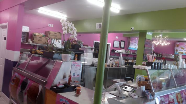 West Los Angeles Fresh Gourmet Ice Cream Cafe Juices Shakes Shop For Sale