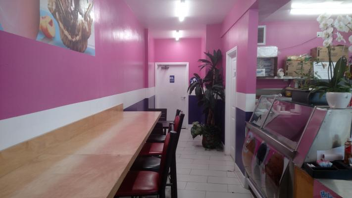 Fresh Gourmet Ice Cream Cafe Juices Shakes Shop Business For Sale