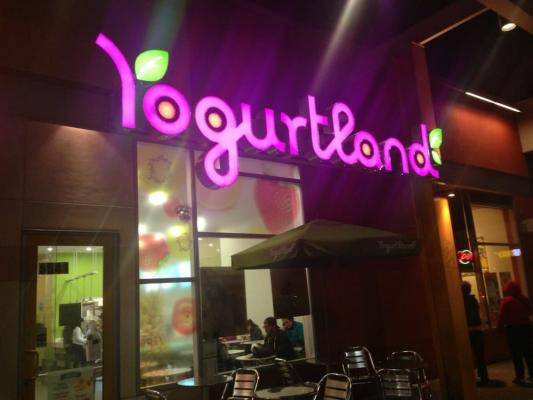 Yogurtland Franchise - Absentee Run Business For Sale
