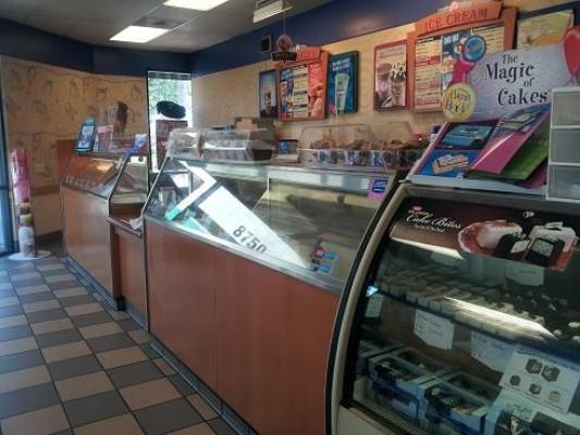 Buy, Sell A Baskin Robbins Ice Cream Franchise In Food Court Business