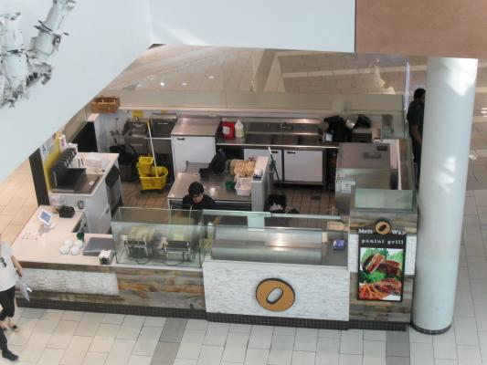 West Los Angeles Sandwich Shop - Inside Major Mall - Reduced Priced For Sale