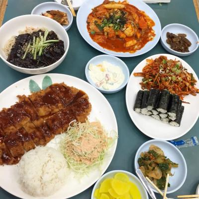 Garden Grove, Orange County Korean Restaurant - Food Court, Casual, Fast Food For Sale