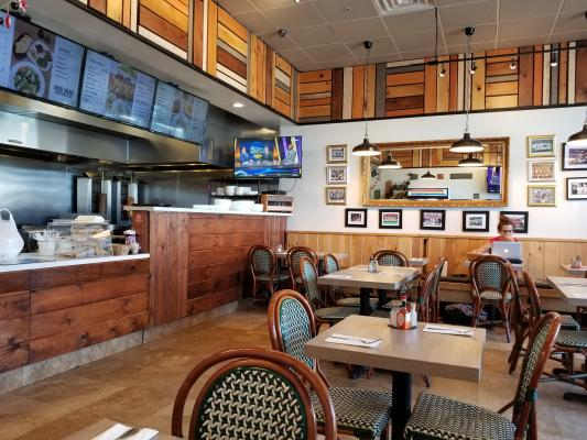 Huntington Beach Mediterranean Restaurant For Sale