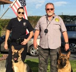 Los Angeles County  Guard Dog Security Rentals - Commercial Accounts For Sale