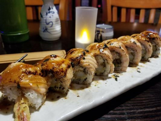 Authentic Japanese Sushi Restaurant Company For Sale