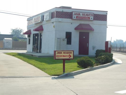 Kings County, Central Valley Specialty Coffee Drive Thru, Real Estate Business For Sale