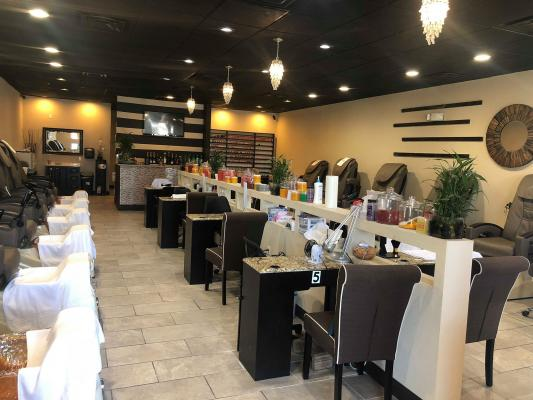 Nail Salon And Bar Day Spa Business For Sale