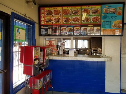 Los Angeles  Seafood Restaurant For Sale