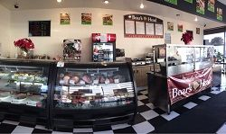 Beverly Hills, LA County Deli Sandwich Restaurant - 6 Days - Grill Hood For Sale