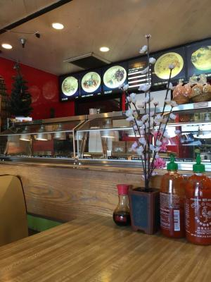 Inland Empire Chinese Restaurant - In Busy Plaza For Sale