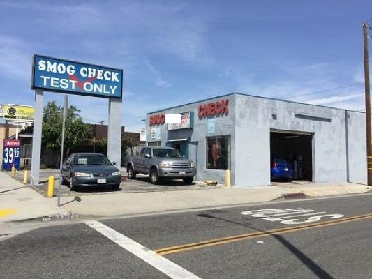 Bell, Los Angeles County Smog Check - Star Certified For Sale