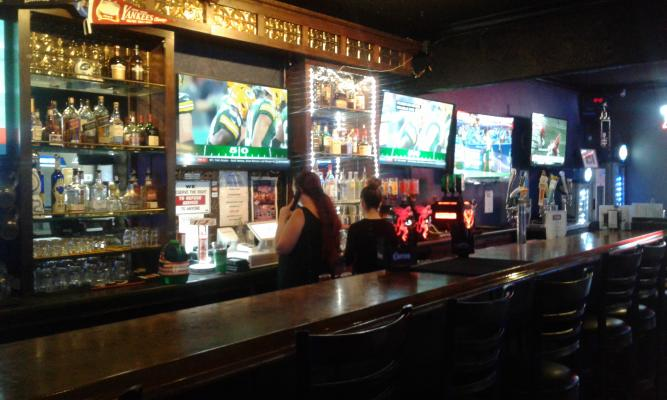La Habra, Orange County Dive Sports Bar With Kitchen For Sale