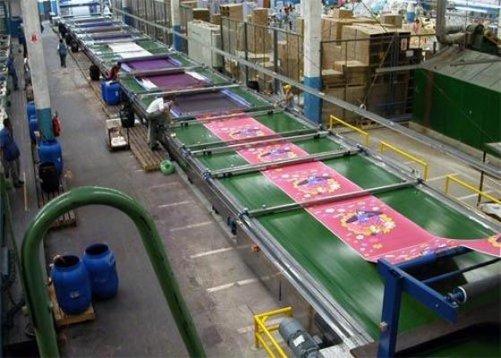 Screen Printing - Embroidery - Major Accounts Business For Sale