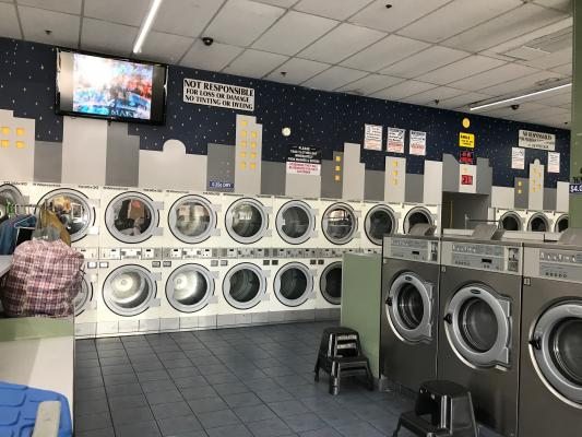Pasadena, Los Angeles County Coin Laundromat Business For Sale