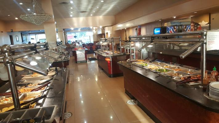 Salinas, Monterey County Asian Buffet Restaurant For Sale