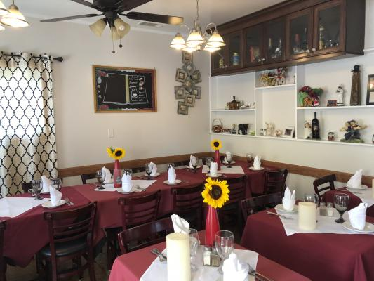 Morgan Hill Profitable Italian Restaurant For Sale