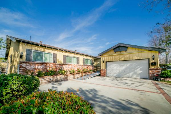 North Hills, LA County Congreate Living Facility With Property For Sale