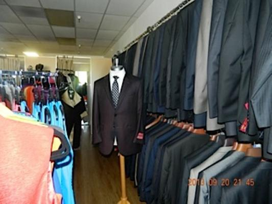 Clothing Store And Tailor Shop - Established Business For Sale