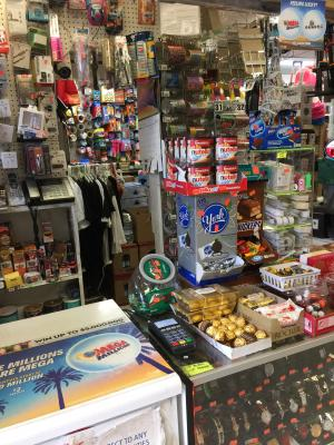 Hollywood Area, LA County Convenience Store - High Profit Margin, Nice Area For Sale