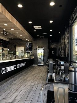 Cypress, Orange County  Churned Creamery Franchise Business For Sale