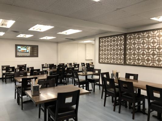 Santa Clara Asian Fusion Restaurant For Sale
