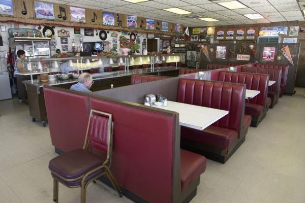 Vista, North County San Diego Homestyle American Restaurant For Sale